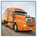 Tractor Trailer For Ground Shipments